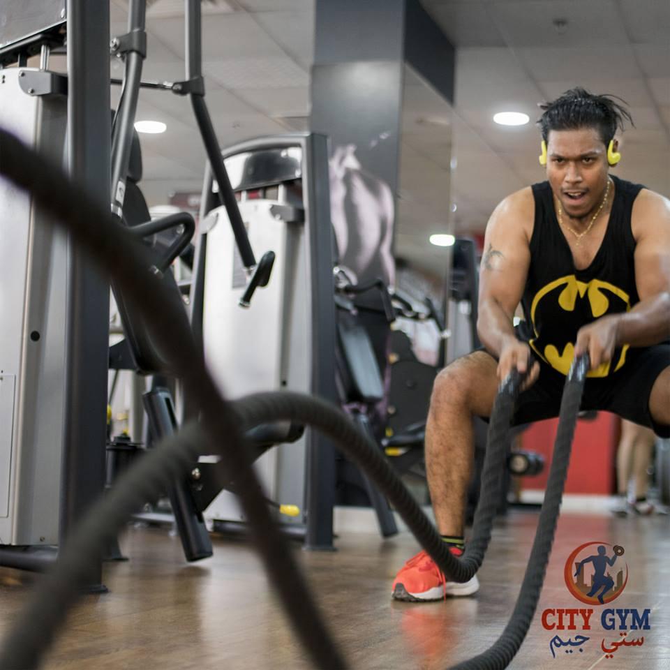 City gym w.l.l